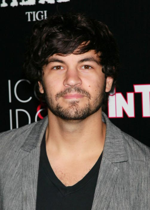 "Jordan Masterson at the Touch Weekly's annual ""Icons & Idols"" celebration in 2010"