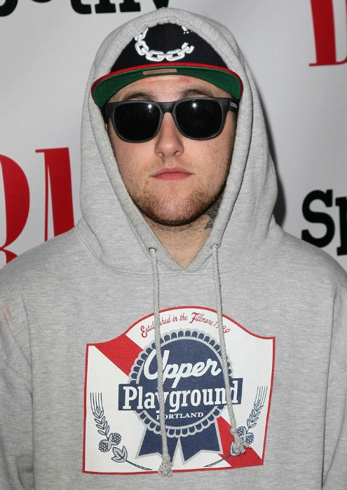Mac Miller at 12th Annual BMI Urban Awards in September 2012