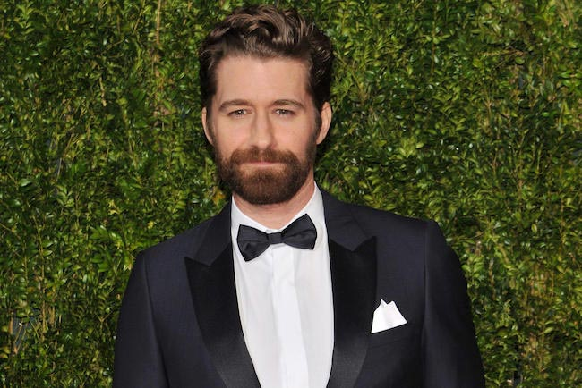 Matthew Morrison at the 69th Annual Tony Awards on June 7, 2015