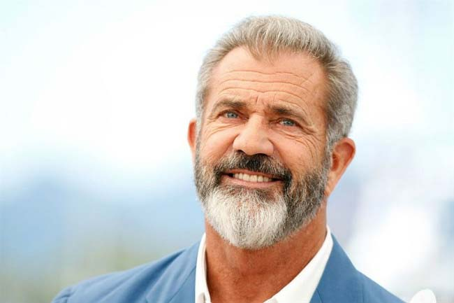 Mel Gibson at Blood Father photocall during 69th annual Cannes Film Festival in France on May 21, 2016