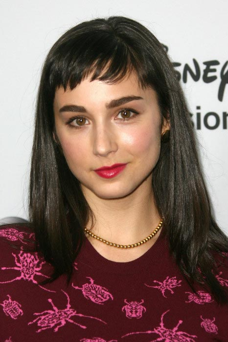 Molly Ephraim at the Disney ABC Television Group's 2014 winter TCA party