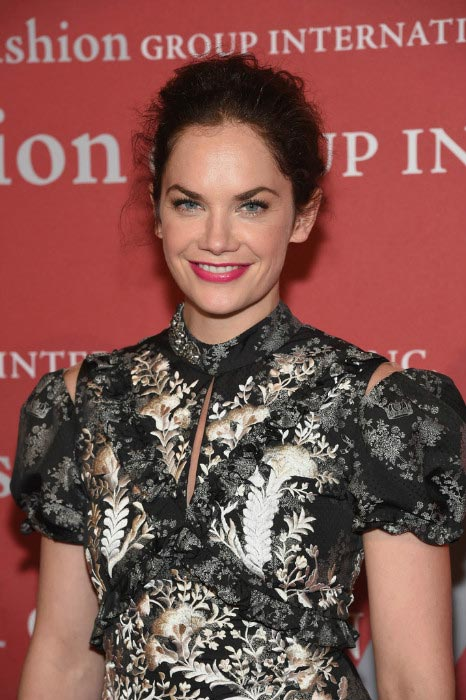 Ruth Wilson at 2016 Fashion Group International Night Of Stars Gala