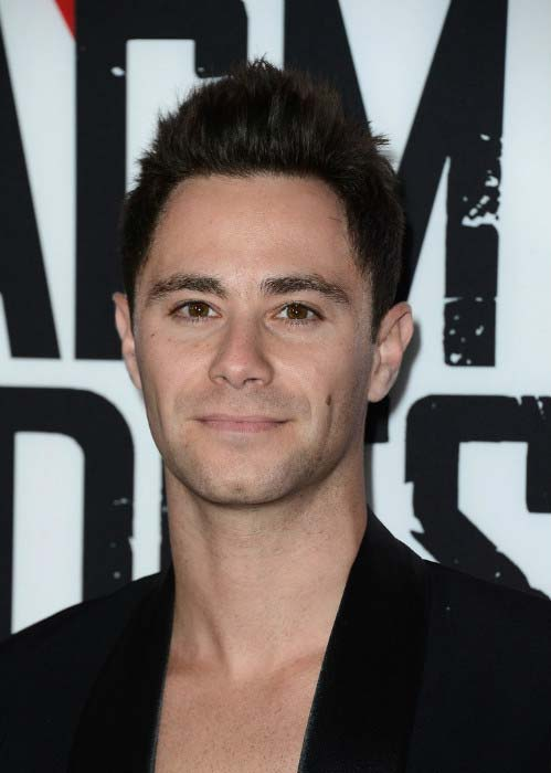 Sasha Farber at Warm Bodies premiere in Hollywood in January 2013