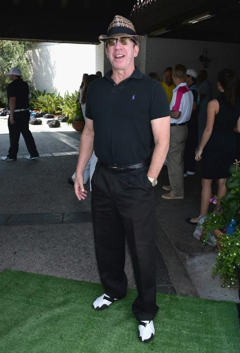 Tim Allen at the SAG Foundation 4th Annual Los Angeles Golf Classic in June 2013