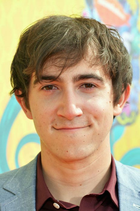 Vincent Martella at 2014 Nickelodeon's Kids' Choice Awards