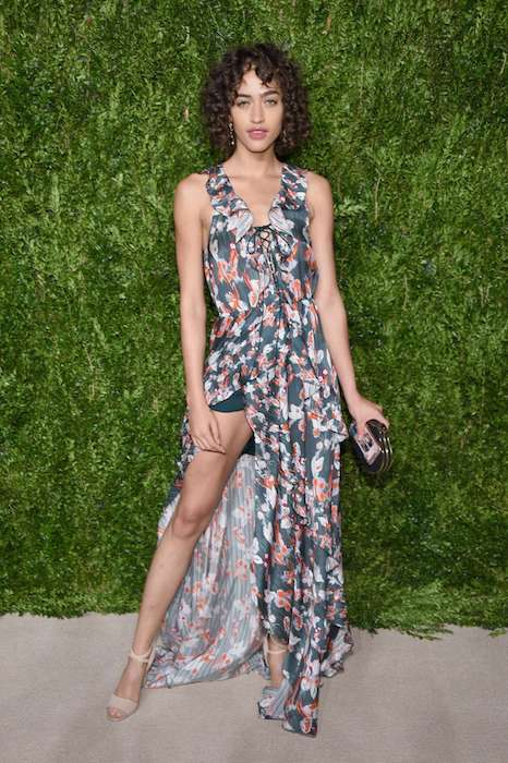 Alanna Arrington at CFDA Vogue Fashion Fund Awards 2016