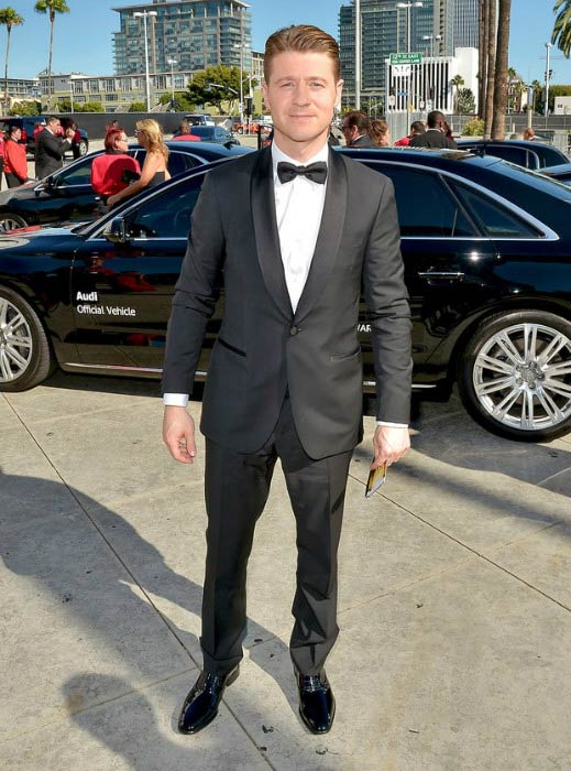 Ben McKenzie at the 67th Annual Primetime Emmy Awards in September 2015