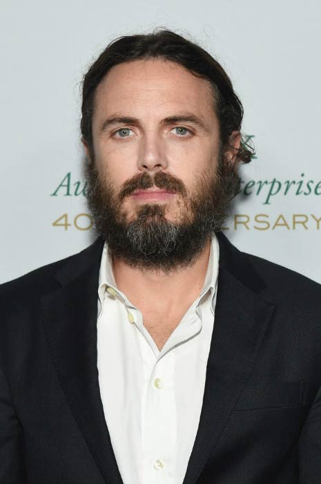 Casey Affleck at the Rolex Awards For Enterprise in November 2016