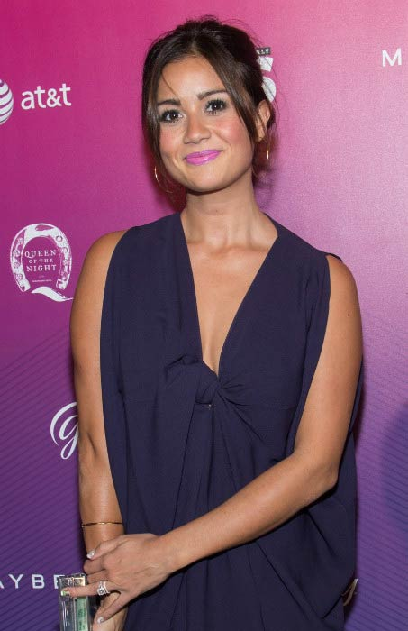 Catherine Lowe at Us Weekly's Most Stylish New Yorkers in September 2014
