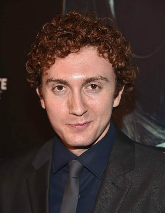 "Daryl Sabara at the Lionsgate's ""Knock Knock"" premiere in October 2015"