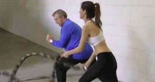 Celebrity Trainer Gunnar Peterson's Holiday Fitness Tips and How to get a Bigger Butt