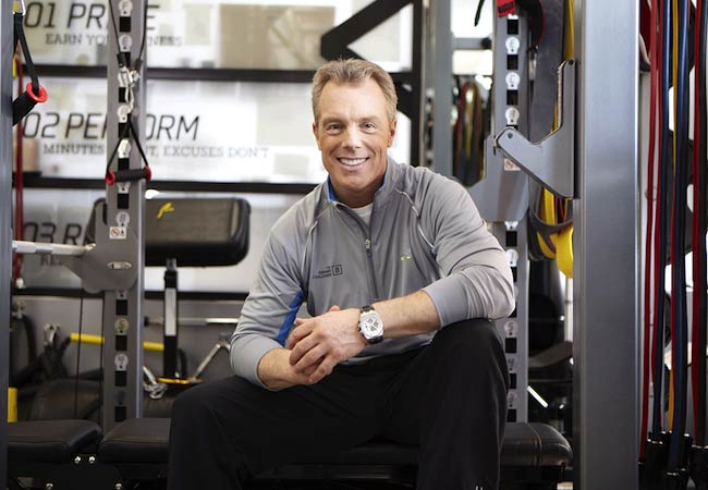 Gunnar Peterson Hollywood's Favorite Personal Trainer