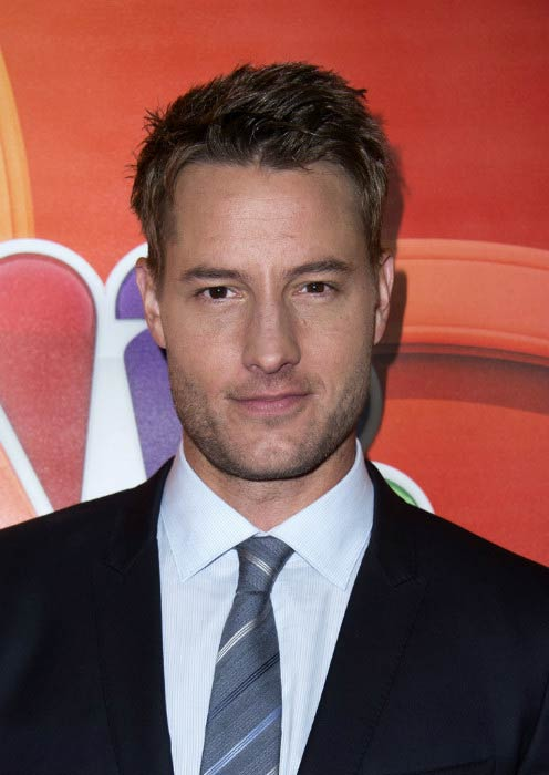 Justin Hartley at the NBC Universal TCA Summer Tour in August 2016