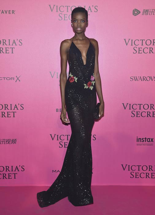 Maria Borges at 2016 Victoria's Secret Fashion Show After Party