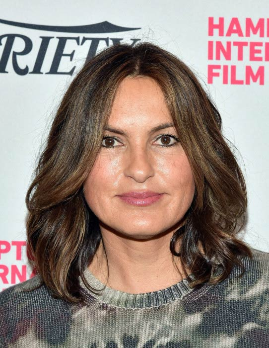 Mariska Hargitay at the Hamptons International Film Festival 2016