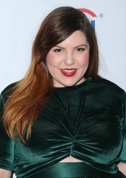 Mary Lambert at the Universal Music Group 2015 Post GRAMMY Party
