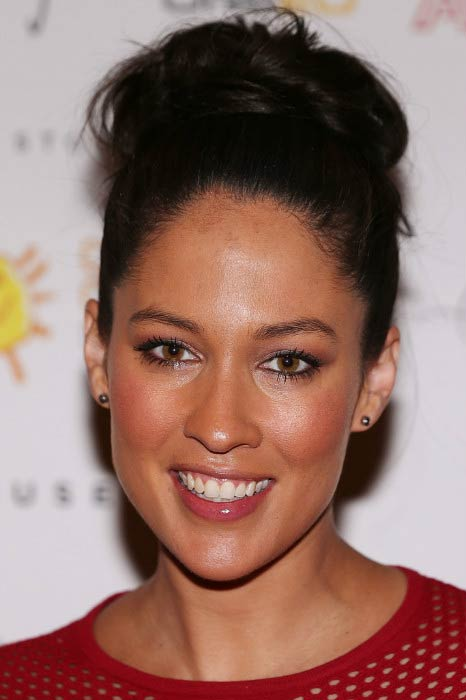 Mel McLaughlin at the 10th-anniversary celebration of The Million Dollar Lunch in October 2014