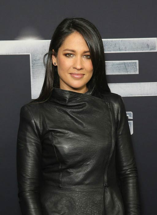 Mel McLaughlin at the Australian Screening of 'Terminator Genisys' on June 4, 2015