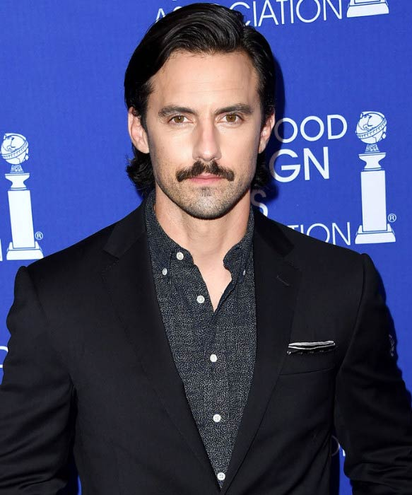 Milo Ventimiglia at The Hollywood Foreign Press Association (HFPA) Annual Grants Banquet in August 2016