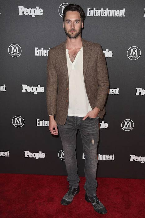 Ryan Eggold at the 2016 Entertainment Weekly & People New York Upfronts VIP Party