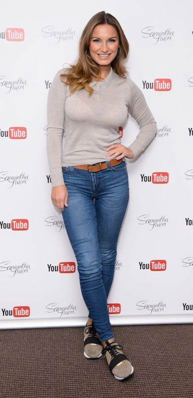 Sam Faiers launched her YouTube channel on October 13, 2016