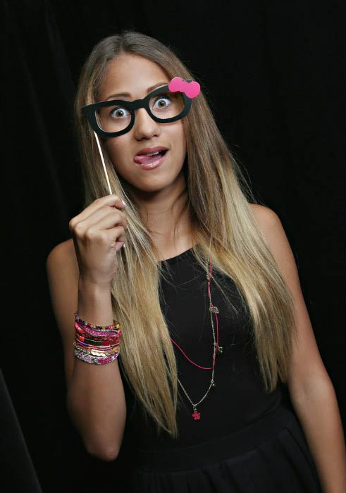 Skylar Stecker at the Bratz Launch Event in July 2015