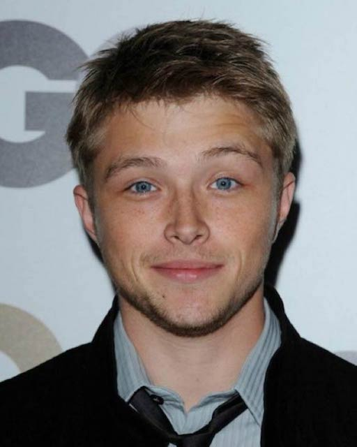 "Sterling Knight at the GQ ""Men of the Year"" Party in November 2010"