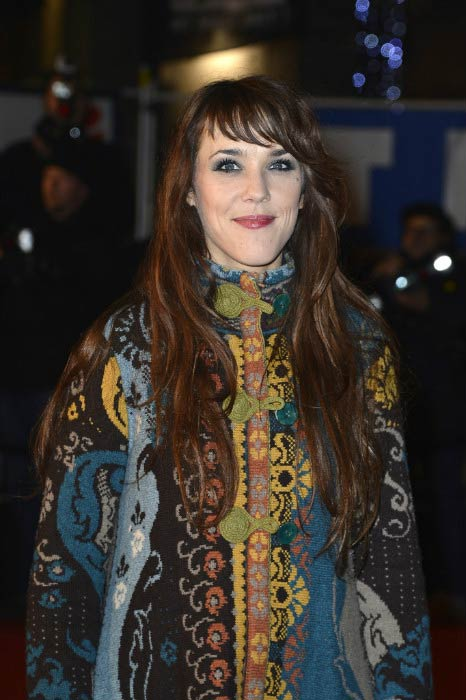 Zaz at the 15th NRJ Music Awards in December 2013
