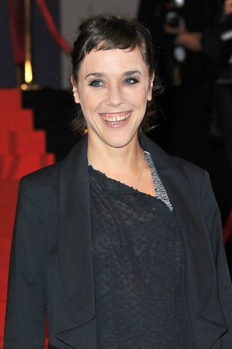 Zaz at the Les Victoires de La Musique in March 2011
