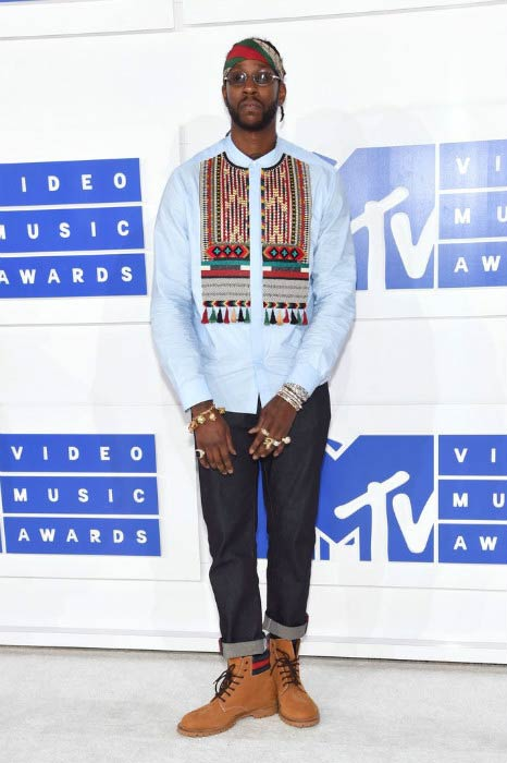 2 Chainz at the MTV Video Music Awards in August 2016