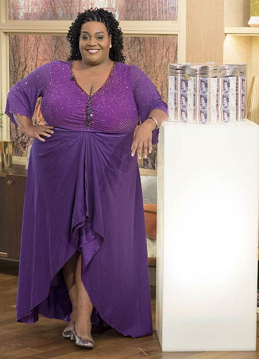 Alison Hammond at Sugar Free Farm