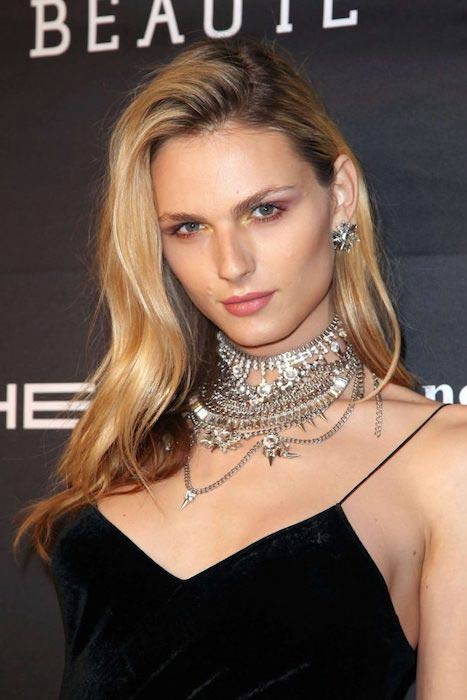 Andreja Pejic at Gabrielle's Angel Ball 2016