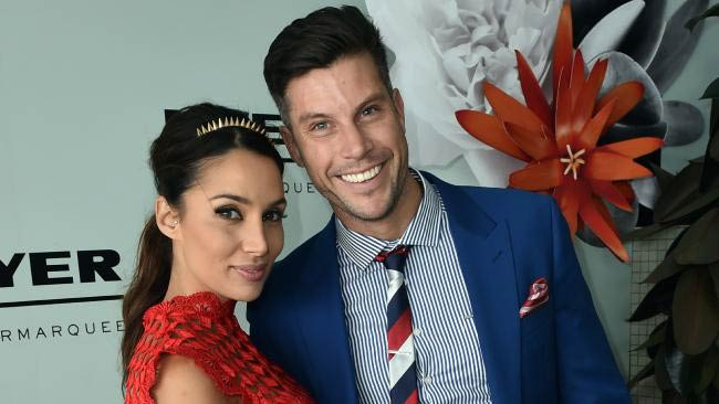 Bachelor's Sam Wood and Snezana Markoski