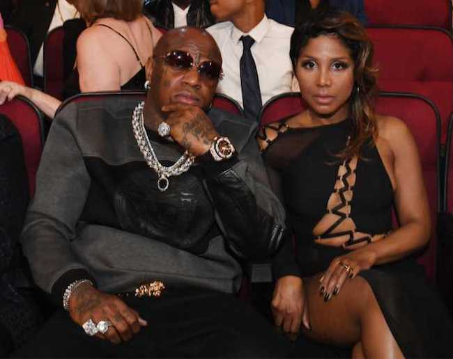 Birdman and Toni Braxton at BET Awards 2016