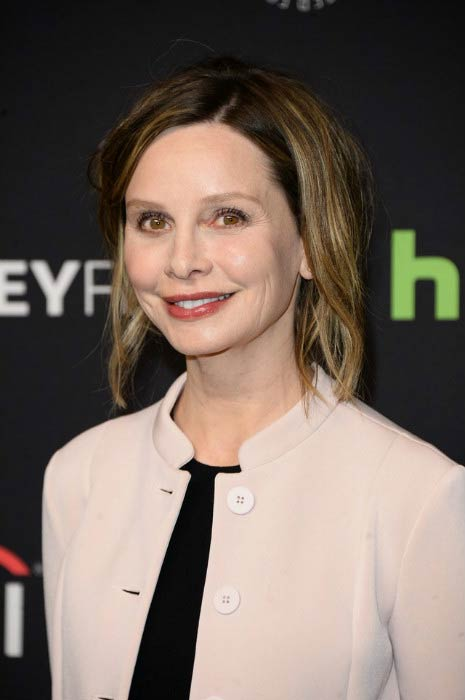 Calista Flockhart at 33rd Annual PALEYFEST Los Angeles Supergirl in March 2016