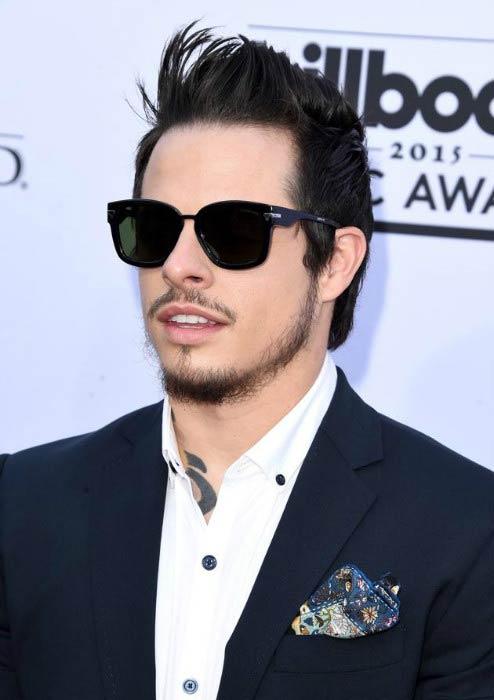 Casper Smart at the Billboard Music Awards 2015