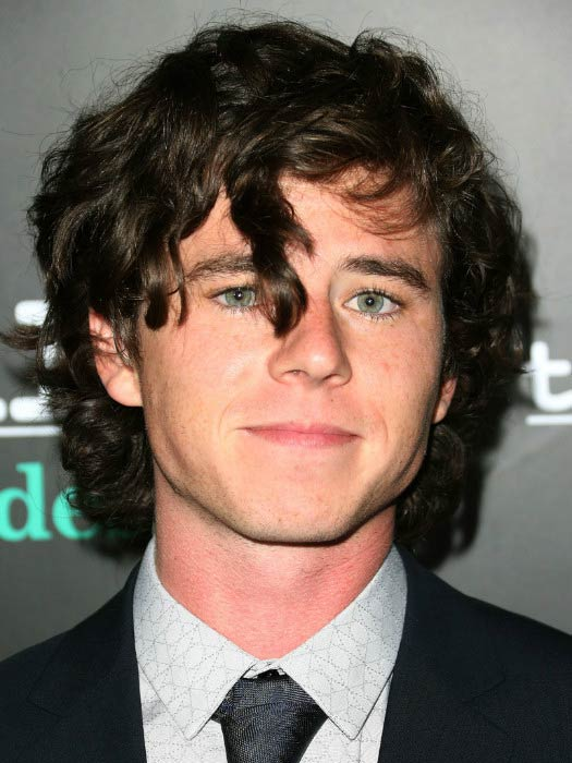 "Charlie McDermott at the ABC's ""The Middle"" 100th Episode Celebration in October 2013"