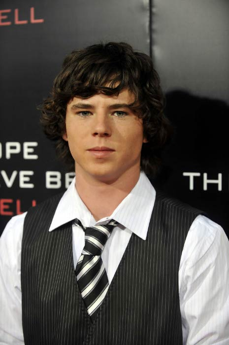 "Charlie McDermott at the ""I Hope They Serve Beer In Hell"" premiere in September 2009"