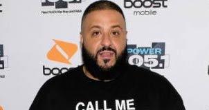 DJ Khaled Height, Weight, Age, Body Statistics