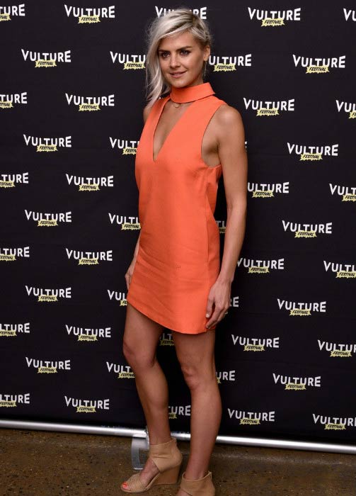 Eliza Coupe at the Vulture Festival in May 2016