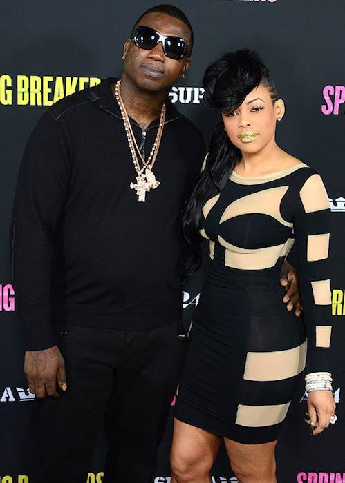 Gucci Mane and Keyshia Dior
