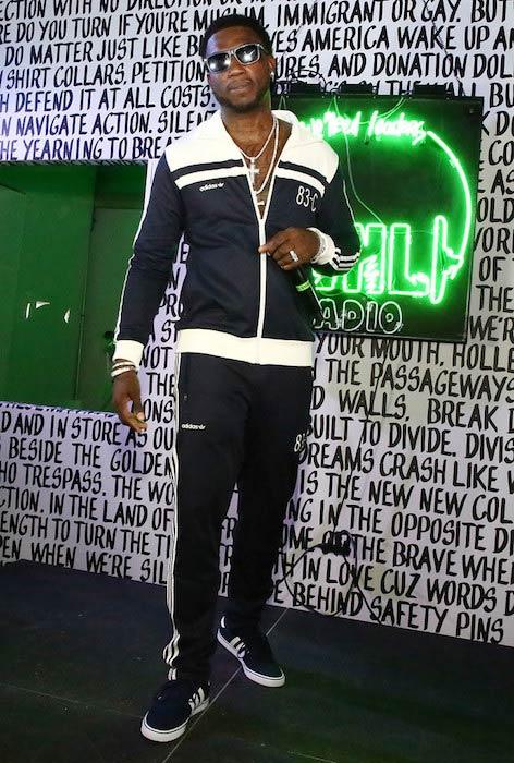 Gucci Mane at Public School And The Confidante Present WNL Radio in December 2016