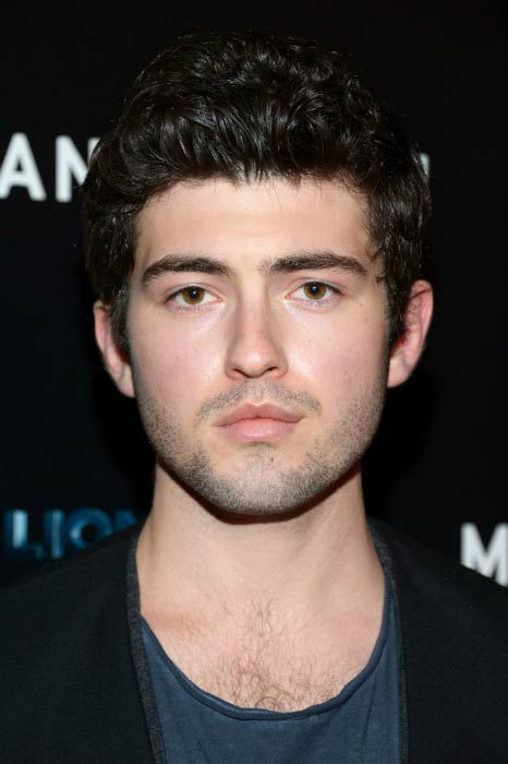 Ian Nelson at the Man Down premiere in November 2016