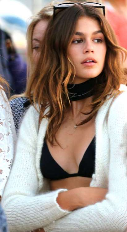 36fddb662cf83d Kaia Jordan Gerber Height Weight Body Statistics - Healthy Celeb