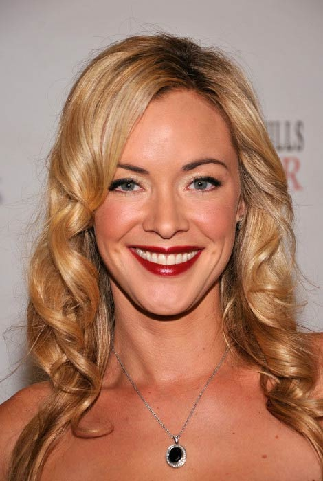 Kristanna Loken at the 22nd Annual Night of 100 Stars Viewing Gala in February 2012
