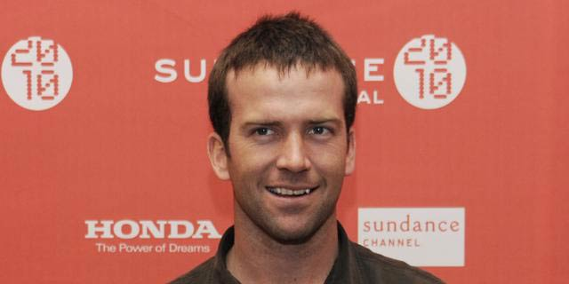 "Lucas Black at ""Furious 7"" event in New York in 2014"
