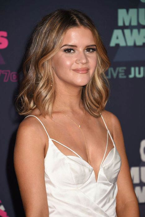 Maren Morris at 2016 CMT Music Awards