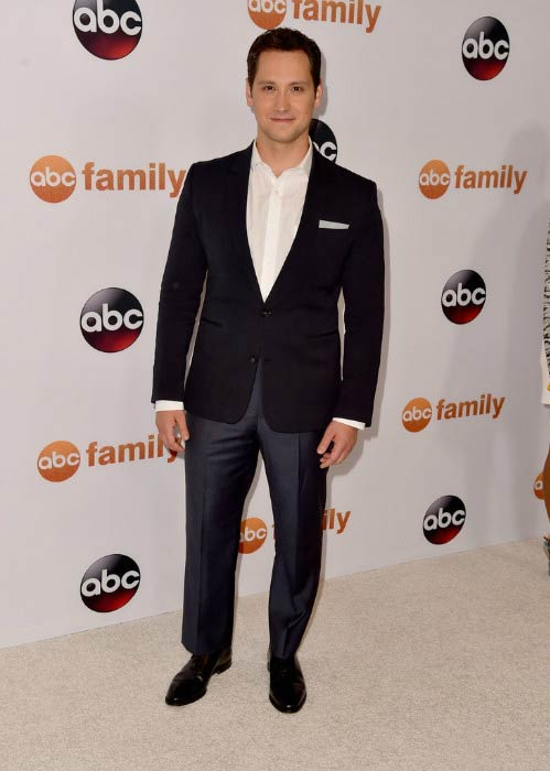 Matt McGorry at the 2015 TCA Summer Press Tour of Disney ABC Television Group