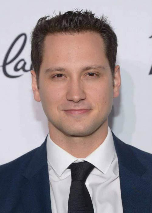 Matt McGorry at the Variety and Women in Film's Pre-Emmy Celebration in September 2016