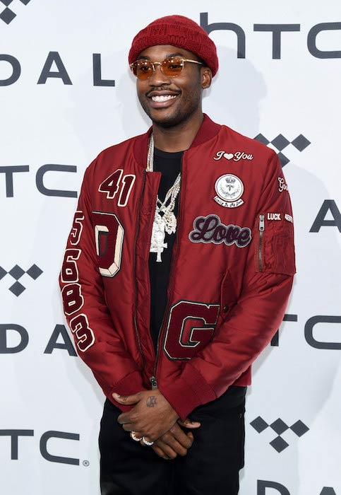 Meek Mill at TIDAL X-1020 in October 2015